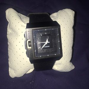 Diesel Square Face watch